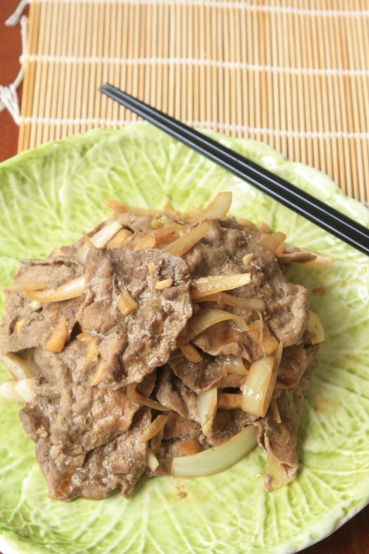 Korean bulbogi