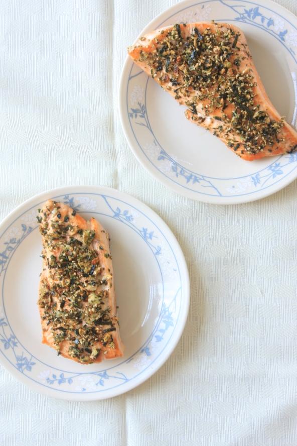 nori crusted salmon1