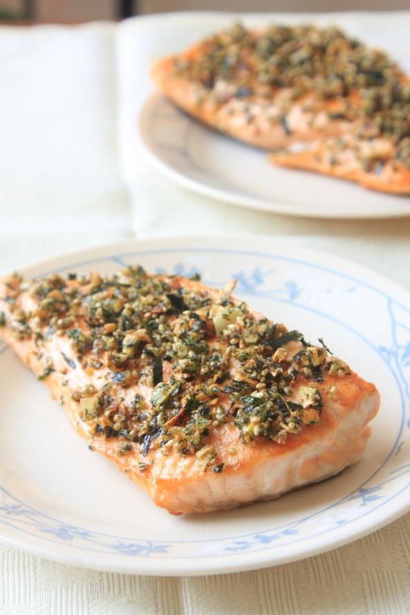 nori crusted salmon2
