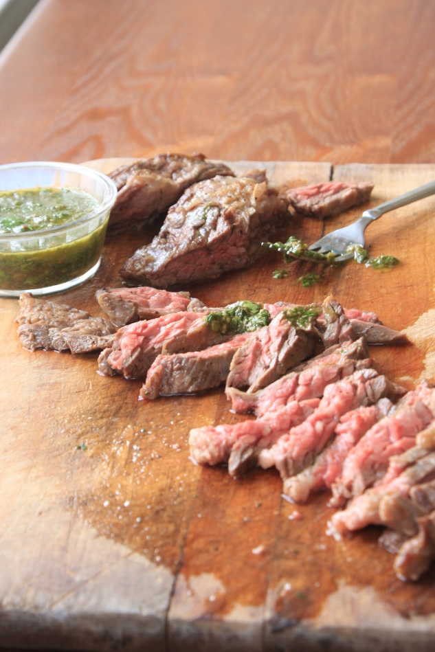 skirt steak 1