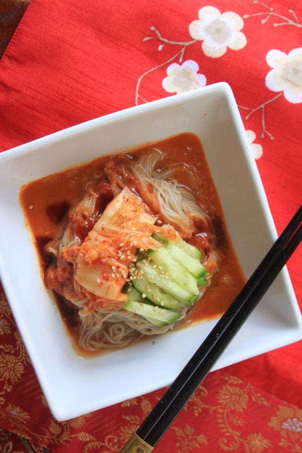 Korean cold noodle1