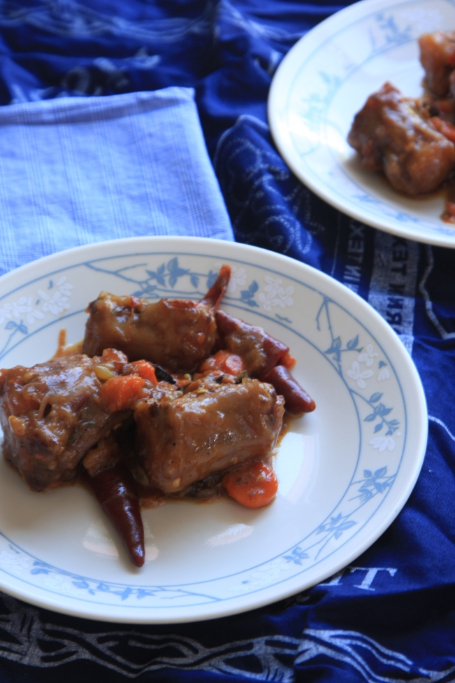 Jamaican oxtail stew1